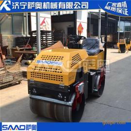 大规模共鸣座驾铲土机,大规模1吨双钢轮铲土机价格