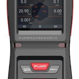 青岛路博创研生产LB-MS5X泵吸式五合一气体检测仪