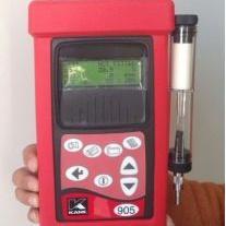 环保设备行业用凯恩烟气分析仪KM905