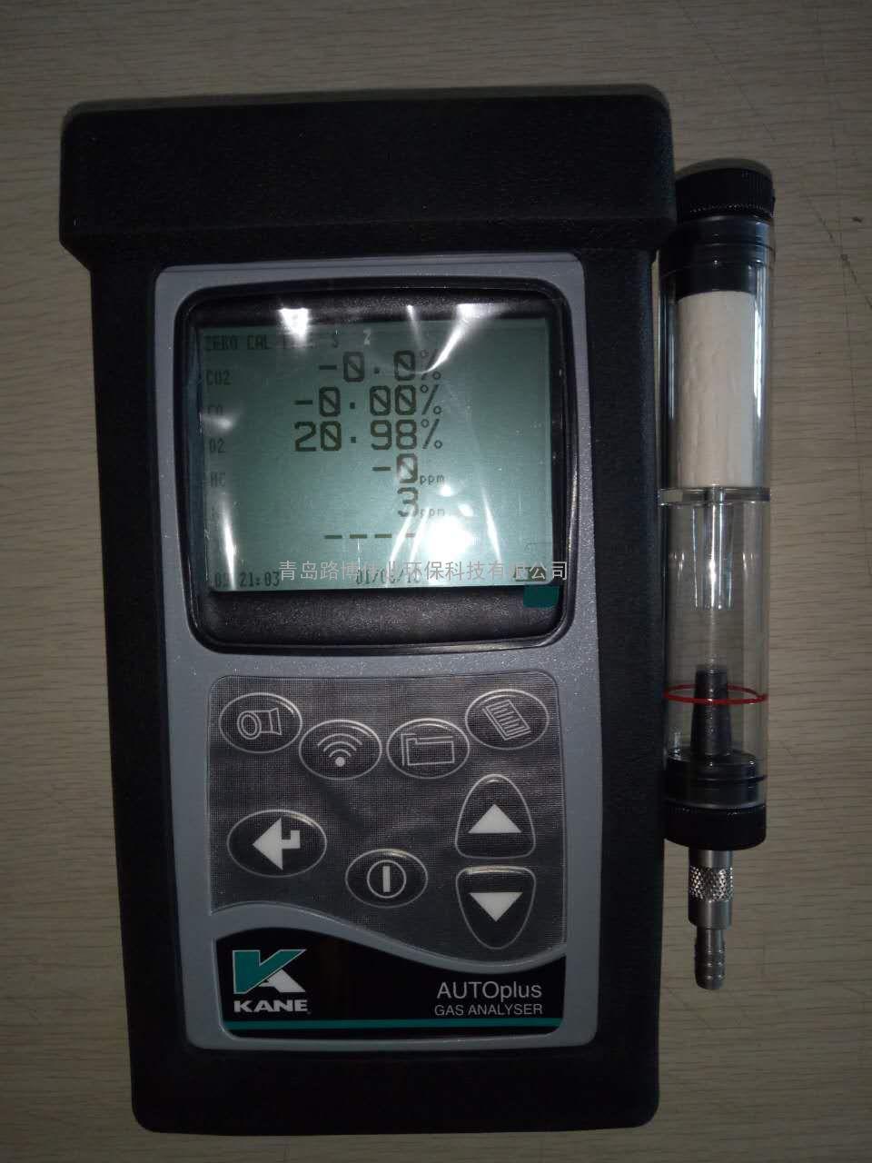 供应大学实验室用英国凯恩AUTO5-2手持式汽车尾气分析仪