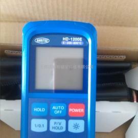 日本ANRITSU安立HD-1200E表面温度计