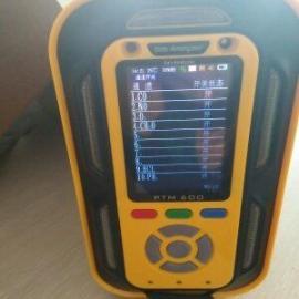 新品上市路博精品LB-MT6X泵吸手提式六合一气体分析仪