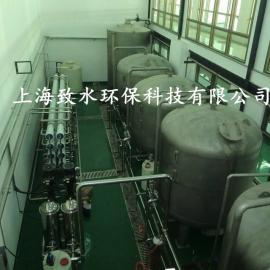 合肥食品饮料用纯水设备ZSFA-H4000L,符合GMP要求