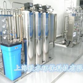 合肥白酒勾兑纯水设备ZSFB-H3000L,符合GMP要求