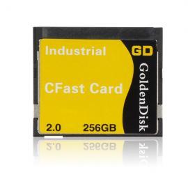 goldendiskCFAST 256G 固态硬盘