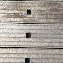 碳化铬明弧堆焊,品质一流的复合耐磨钢板,高端耐磨板