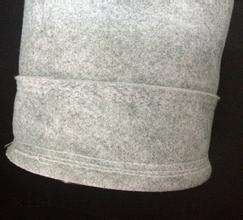 防电花纹针刺毡清灰布袋