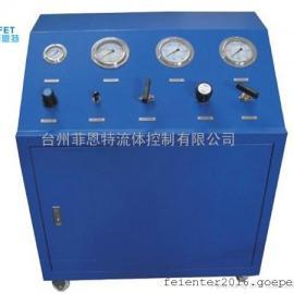 供应台州ZTS-ZTD气动高压气体增压设备生产厂家