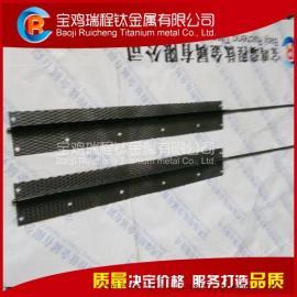 冷却循环水处理除垢用钛阳极 淡化海水处理钌铱钛电极