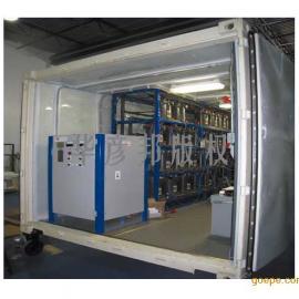电容析去离子系统