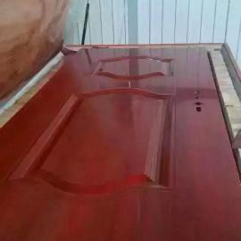防盗门木纹转印机 单板门木纹转印机
