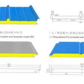 彩钢岩棉夹芯板价格 彩钢岩棉夹芯板多少钱一平米?