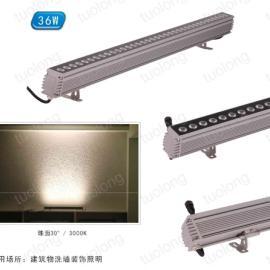 36*3W七彩512��l型LED洗���