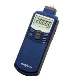FT-7100手握FFT转速表/小野