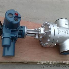 电动焊接耐高温闸阀Z960Y-DN50