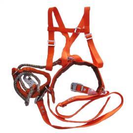 双背双保险电工安全带
