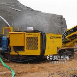 柘城阿特拉斯全液压钻机泉州恒兴潜孔钻机
