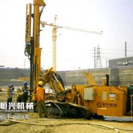 当阳隧道液压钻机恒兴凿岩钻机质量行业领先
