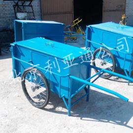 直销耐酸碱冷轧板手推保洁车、环卫三轮垃圾车人力保洁车、三轮垃