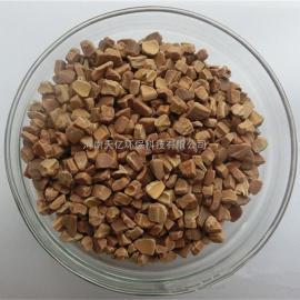 沧州市果壳滤料特点,制革用核桃壳滤料