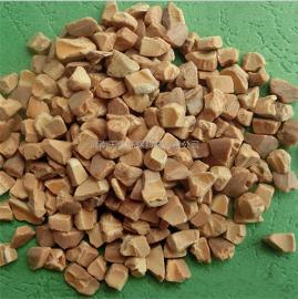 包头果壳滤料厂家、钢铁行业用核桃壳滤料
