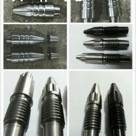 镁合金压铸机射嘴身配件 熔炉发热丝耗材