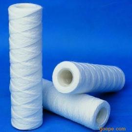 10寸线绕滤芯净水器滤芯可代替PP棉滤芯家用商用纯水机配件耗材