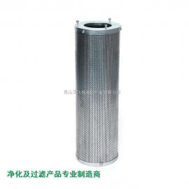 不锈钢 镀锌活性炭过滤器 炭桶 炭桶滤芯 活性炭筒 活性炭过滤筒 炭筒过滤器
