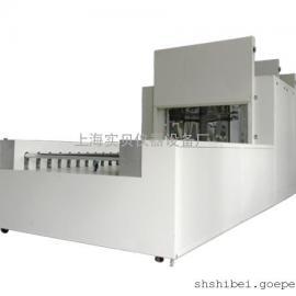 定制工业流水线生产隧道式烤箱 热风炉 热风循环烤箱