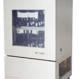 立式双层小容量恒温振荡器 HZ-2102C|1102C空气浴摇床