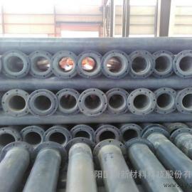 烧碱厂专用管道|吉林盐水输送钢衬塑管道