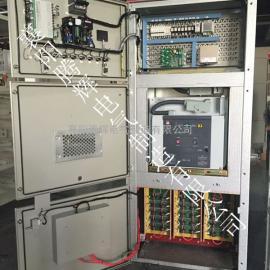 环保行业风机常用固态软起动柜腾辉一体柜