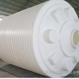 西安20吨液体储罐20方储存罐牛筋料安装便捷