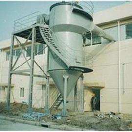 除尘设备华宁供应ZC-II/III机械回转反吹扁袋除尘器净化效率高