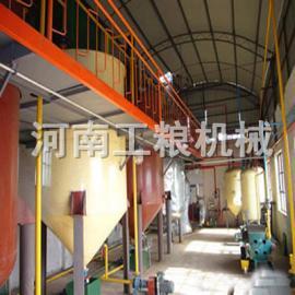 油脂加工设备|油脂精炼设备河南工粮质优价廉