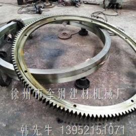 烘干机大齿轮-1.0X10米木屑烘干机配件