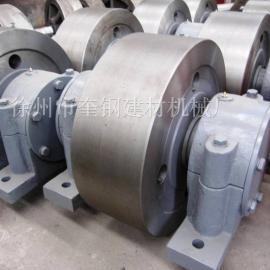 1.8X16-20米活性炭转炉托轮 锻钢加强型托轮