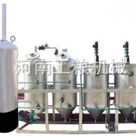 大豆油提炼设备|大豆油精炼设备