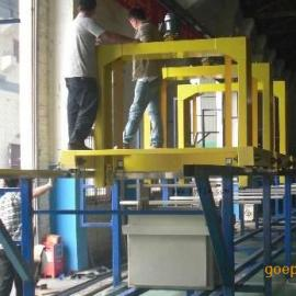 电镀生产线设计 全自动电镀生产线