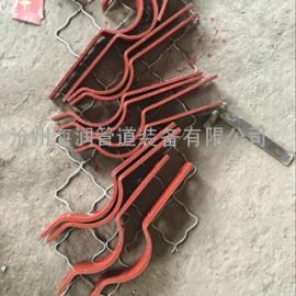四螺栓管夹生产厂家