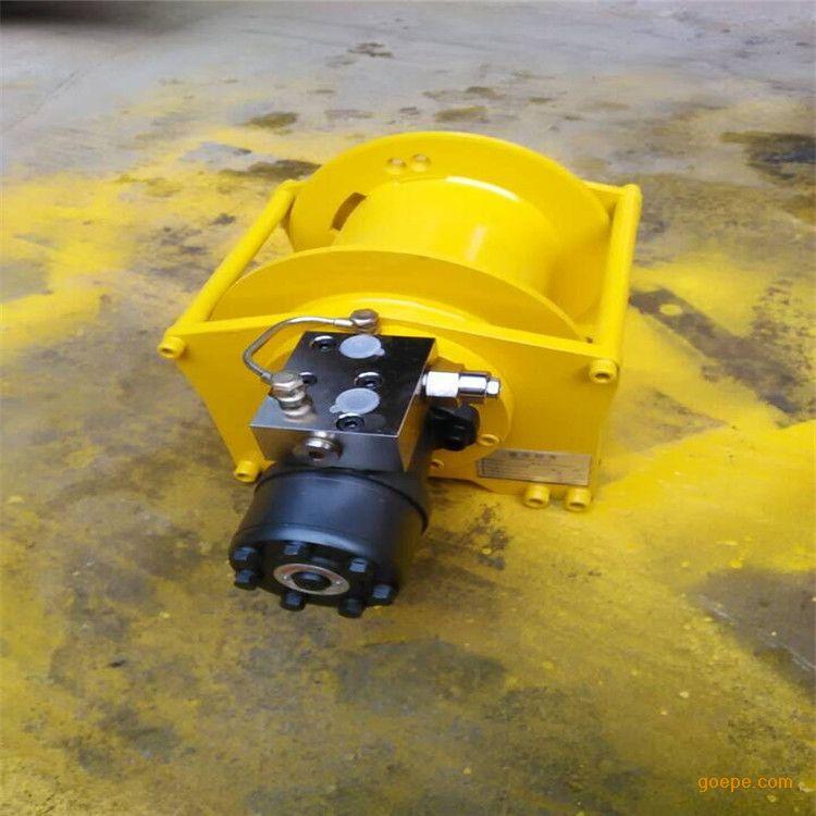 供应贵州小型1吨液压绞车图片