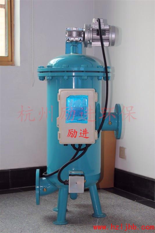 电动刷式过滤器厂家报价及参数选型
