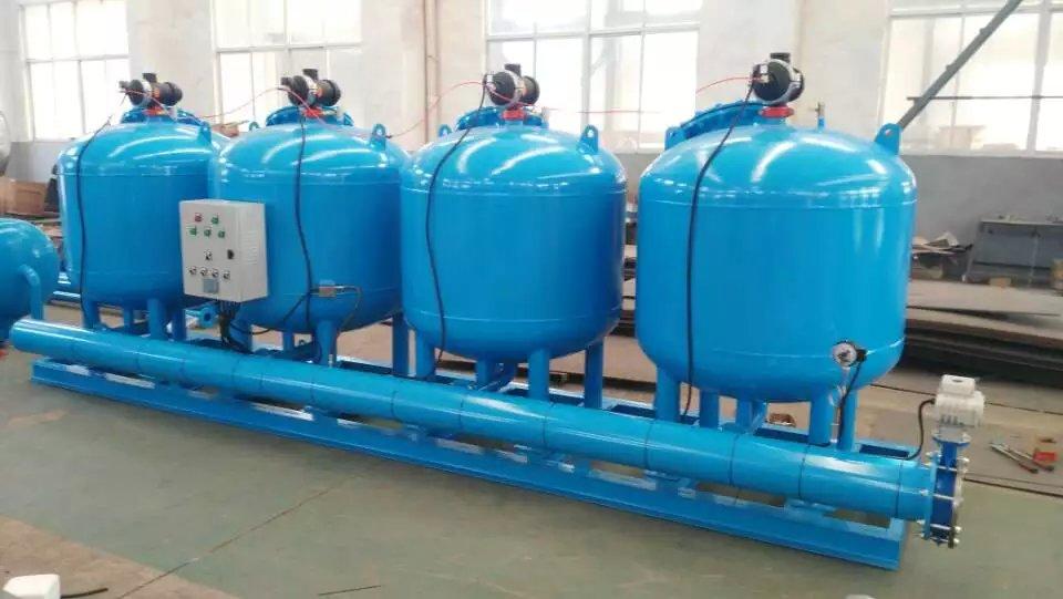 冷却塔循环水过滤器报价、技术说明书