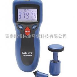 供应AT-8 接触/非接触式数字转速表