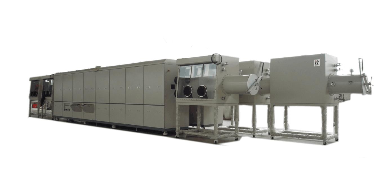 自动化碳纳米管生产线装备
