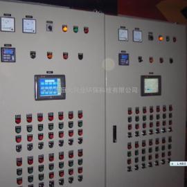 环保设备PLC电控系统触摸屏全自动控制HDXY5980