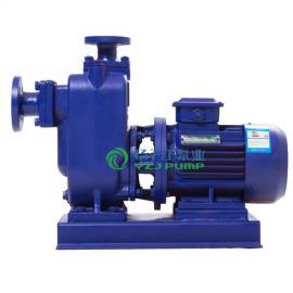 大流量自吸排污泵,直联式自吸排污泵,不锈钢耐腐蚀自吸泵
