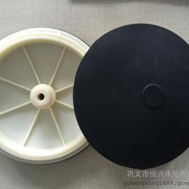 专业生产橡胶曝气头 优质微孔曝气头 200曝气器
