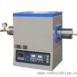 保护气氛管式炉(可通气)