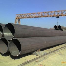 常州管桁架630*14大直缝钢管低价销售